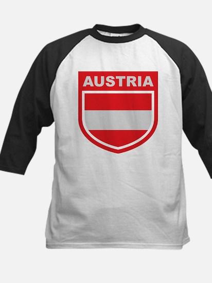 austria_emblem Baseball Jersey