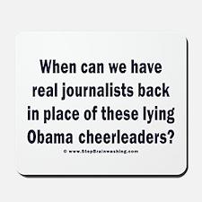 Obama Cheerleaders DO Suck. Mousepad