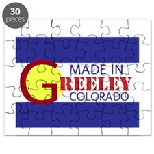 MADE IN GREELEY Puzzle