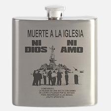 Ni Dios Ni Amo Flask