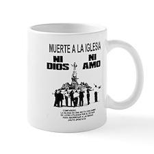 Ni Dios Ni Amo Small Mug