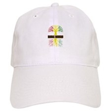 Roots Reggae Designs-2 Baseball Baseball Cap