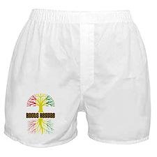 Roots Reggae Designs-2 Boxer Shorts