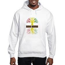 Roots Reggae Designs-2 Hoodie