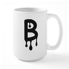 b_comic_graffiti Mug