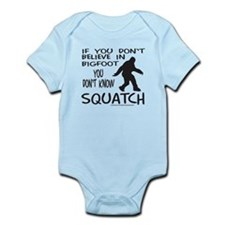 YOU DON'T KNOW SQUATCH Onesie