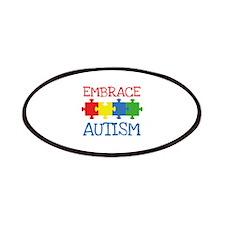 Embrace Autism Patches