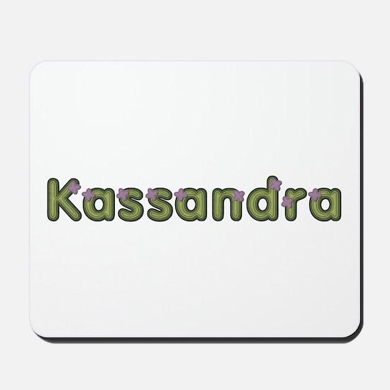 Kassandra Spring Green Mousepad