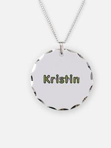 Kristin Spring Green Necklace