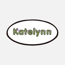 Katelynn Spring Green Patch