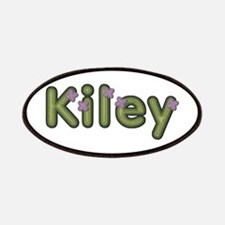 Kiley Spring Green Patch