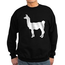Llama Silhouette Sweatshirt