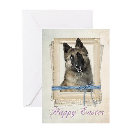 Tervuren Easter Card
