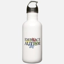 Embrace Autism Water Bottle