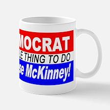 Shame on Reese McKinney Vote Mug