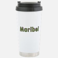 Maribel Spring Green Travel Mug