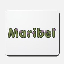 Maribel Spring Green Mousepad