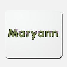 Maryann Spring Green Mousepad