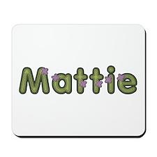Mattie Spring Green Mousepad