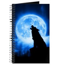 Cries of the Night Wolf Journal