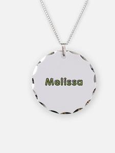 Melissa Spring Green Necklace