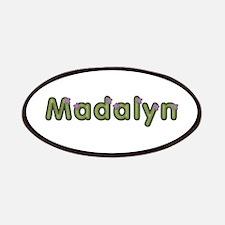 Madalyn Spring Green Patch