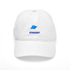 Stingray Baseball Cap
