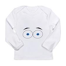 Eyes watching you Long Sleeve T-Shirt