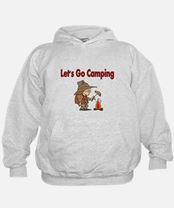 Lets go Camping Hoodie