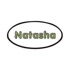 Natasha Spring Green Patch