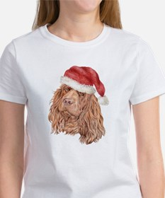 Christmas Sussex Spaniel Tee