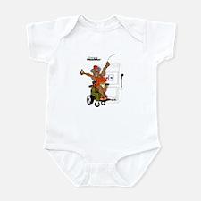 Grammy Gambler Kids Infant Bodysuit