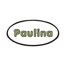 Paulina Spring Green Patch