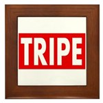 TRIPE Framed Tile