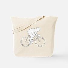 Cycling Design. Tote Bag