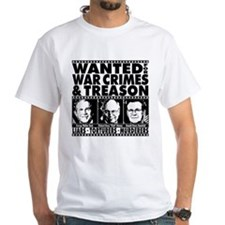 Bush-Cheney-Rumsfeld-War-Crimes T-Shirt