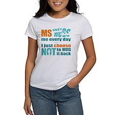 6x6 MS Hugs T-Shirt