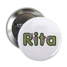 Rita Spring Green Button
