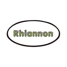 Rhiannon Spring Green Patch