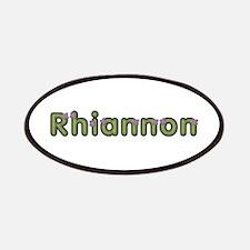 Rhiannon Spring Green Patch