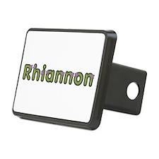 Rhiannon Spring Green Hitch Cover