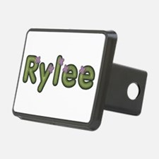 Rylee Spring Green Hitch Cover