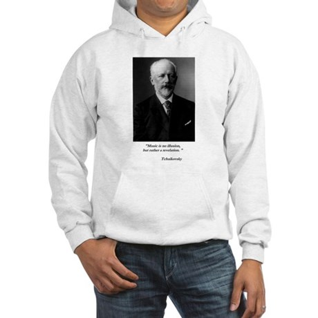 Tchaikovsky Hooded Sweatshirt