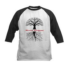 Roots Reggae Designs-8 Baseball Jersey