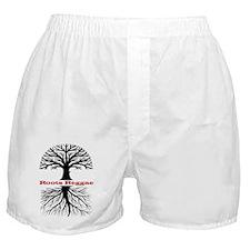 Roots Reggae Designs-8 Boxer Shorts