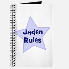 Jaden Rules Journal