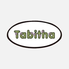Tabitha Spring Green Patch