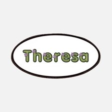 Theresa Spring Green Patch