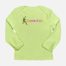Lax Whatever It Takes Infant Long Sleeve T-Shirt