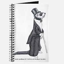 Funny Ferret Journal